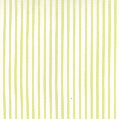 Bespoke Blooms 18624 14 Green Stripe Moda Brenda Riddle