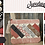 Thumbnail: AMERICAN MADE Panel Quilt KIT Sweetwater