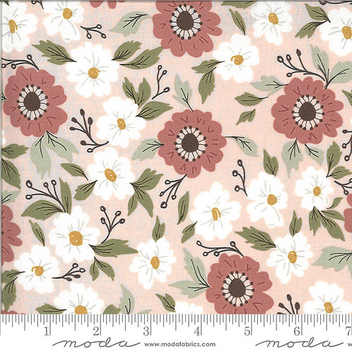 Folktale 5120 12 Light Pink Floral Moda Lella Boutique