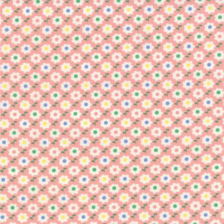 30's Playtime 32788 14 Pink Floral