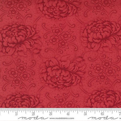 Cranberries & Cream 44261 11 Red Floral Moda 3 Sisters