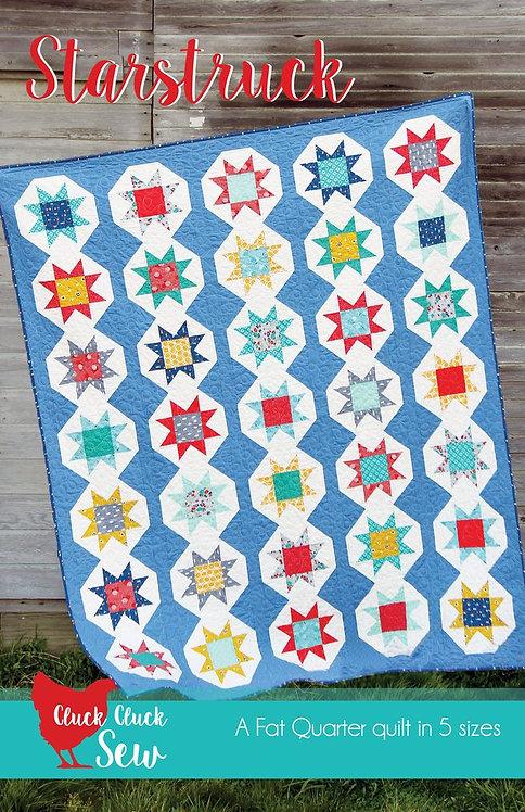 Cluck Cluck Sew STARSTRUCK Fat Quarter Pattern