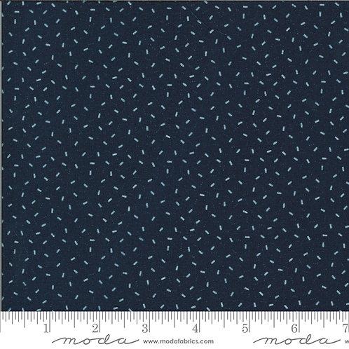 American Gathering 49127 13 Blue Confetti Moda Primitive Gath
