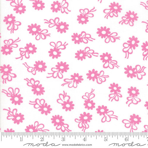 Flower Sacks 22353 15 Pink Floral Me & My Sister
