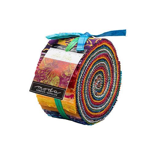 Aloha Batiks Moda Jelly Roll