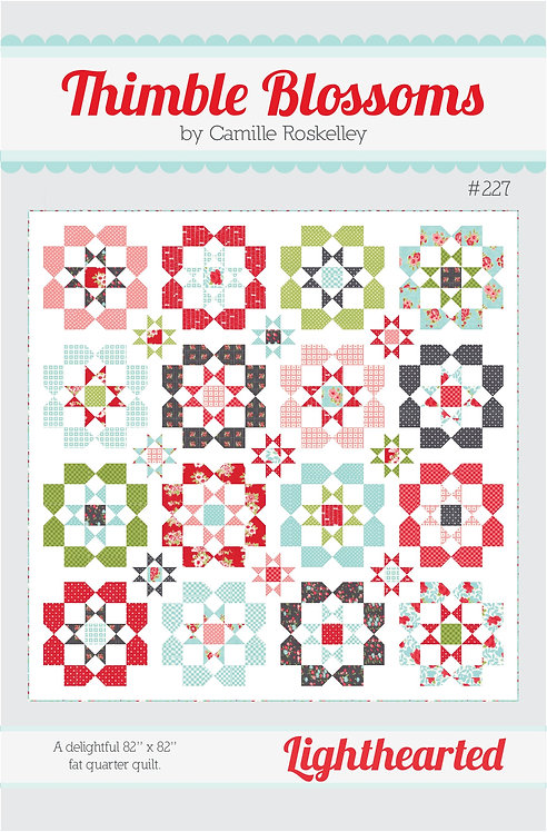 Thimble Blossoms LIGHTHEARTED Pattern