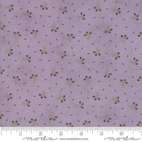 Clover Meadow 2237 14 Lavender Purple Floral Moda Jan Patek
