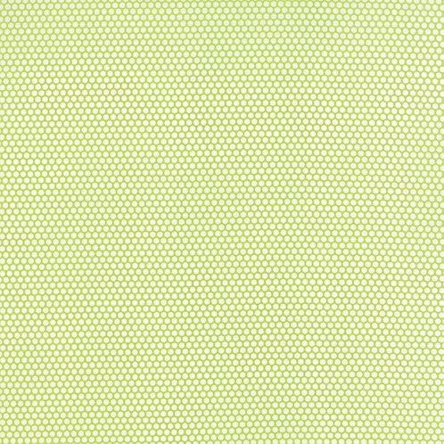 Little Ruby 55134 14 Green Dots Moda Bonnie & Camille