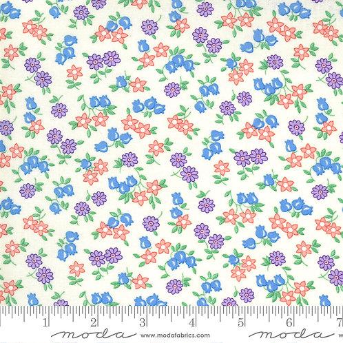 30's Playtime 33594  21 Pastel Floral Moda Chloe's Closet