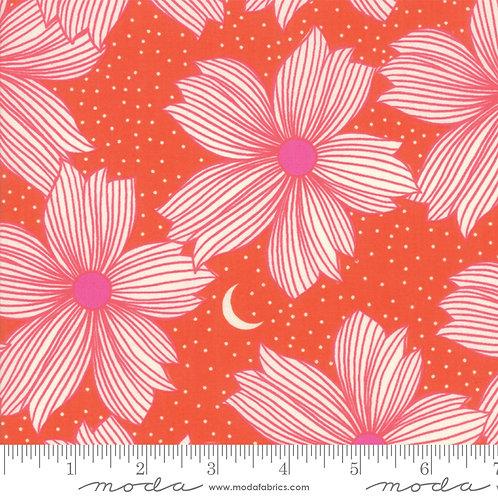 Crescent RS2004 11 Orange Floral Moda Ruby Star