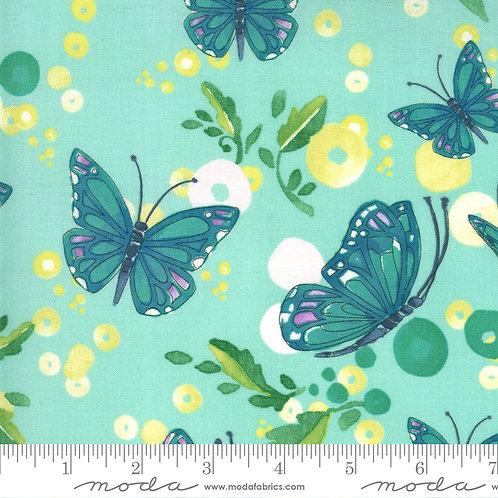 Cottage Bleu 48691 13 Dewdrop Moda Robin Pickens