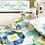 Thumbnail: Cottage Bleu 48691 13 Dewdrop Moda Robin Pickens