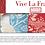 Thumbnail: Vive La France 13529 158 Indigo Blue Moda French General