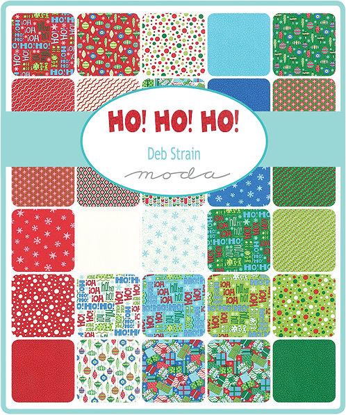 Ho Ho Ho Moda Deb Strain Jelly Roll