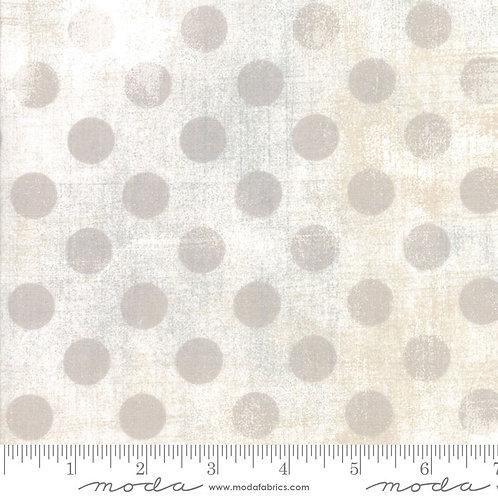 Grunge Hits the Spot 30149 11 White Beige Moda Basic Grey