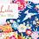 Thumbnail: Lulu 33580 18 Navy Floral Moda Chez Moi