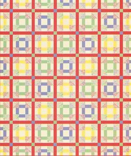 Moda University HELLO BETTY Quilt Pattern