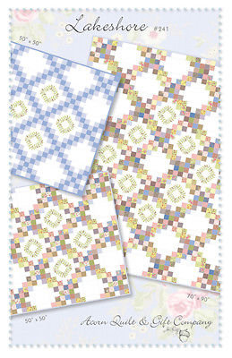 Brenda Riddle LAKESHORE Pattern