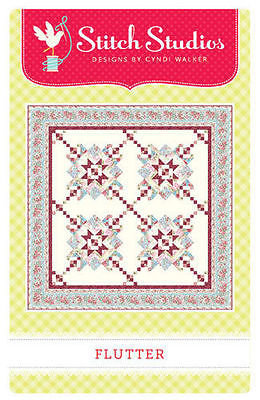 Pacific Patchwork WAGON WHEEL Layer Cake Pattern