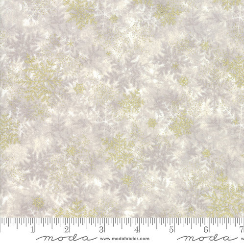Forest Frost Glitter 33523 11MG  Silver Gold Snowflakes
