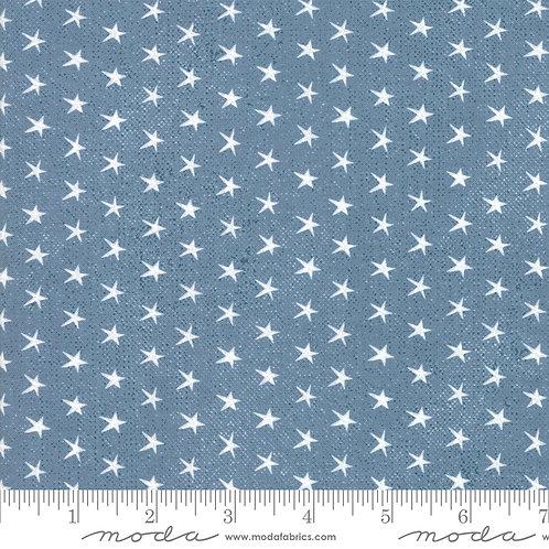 Branded 5781 16 Blue Stars Moda Sweetwater