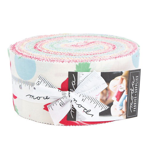 Cheeky Moda Urban Chicks Jelly Roll