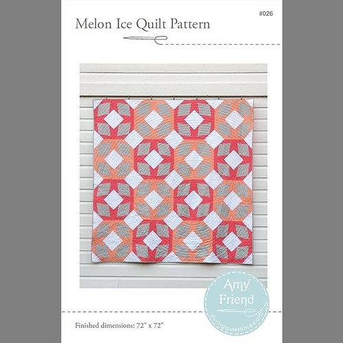Amy Friend MELON ICE Pattern