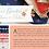 Thumbnail: Harper's Garden 37570 15 Coral Floral Moda Sherri & Chelsi
