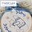 Thumbnail: Crystal Lane Moda Bunny Hill Charm Pack