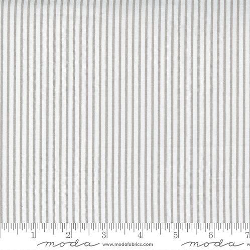 Christmas Morning 5148 14 Gray Stripe Moda Lella Boutique