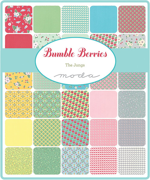 Bumble Berries Moda Layer Cake