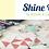 Thumbnail: Shine On 55210 11 Red Moda Bonnie & Camille