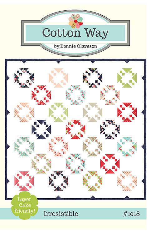 Cotton Way IRRESISTIBLE Layer Cake Pattern