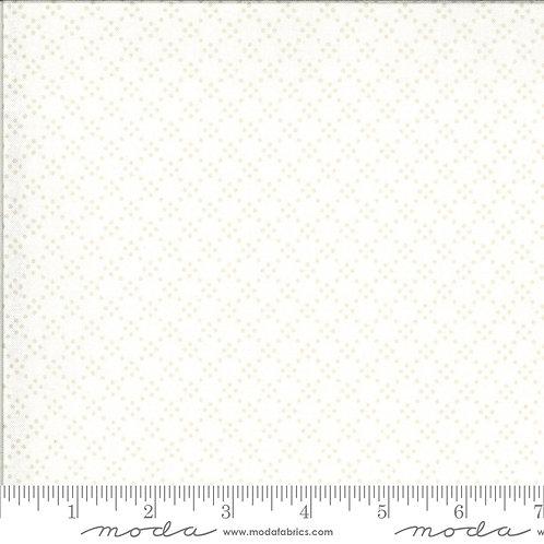 Dover 18704 11 White Tonal B Riddle Moda