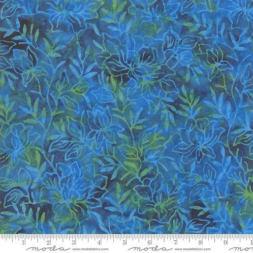 Aloha Batiks 4356 34 Blue Green Moda