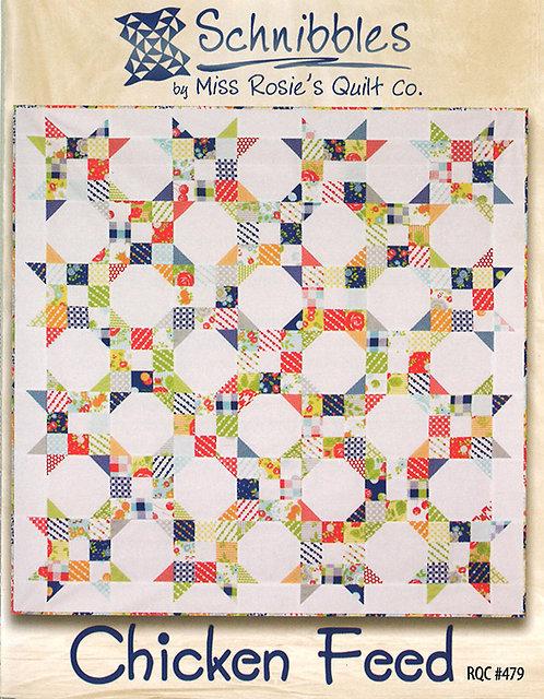 Miss Rosie CHICKEN FEED Charm Pattern