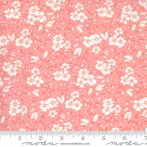 30's Playtime 33592 23 Pink Floral Moda Chloe's Closet