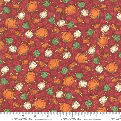 Happy Fall 19952 16 Red Moda Deb Strain