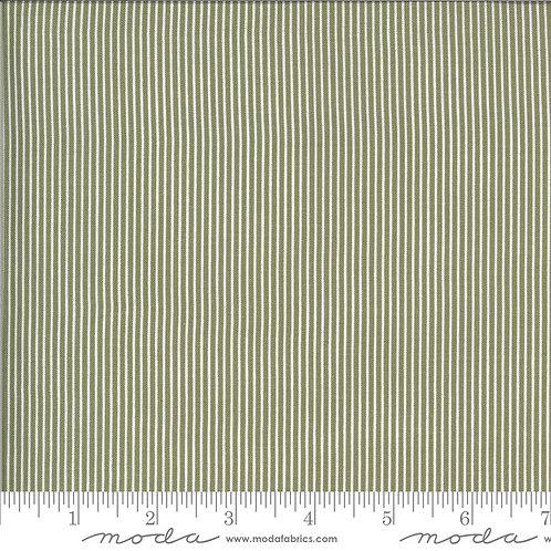 Folktale 5125 15 Olive Green Striped Moda Lella Boutique