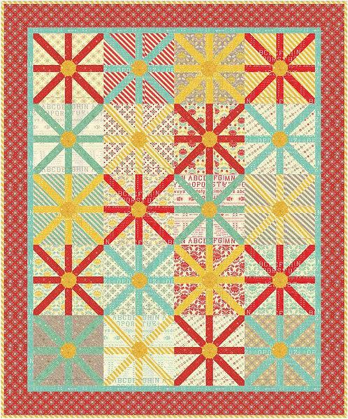 Aunt Em's SUNSHINE Pattern