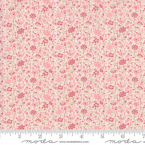 Tres Jolie LAWNS 13870 11LW Pink Floral FRENCH GENERAL Moda