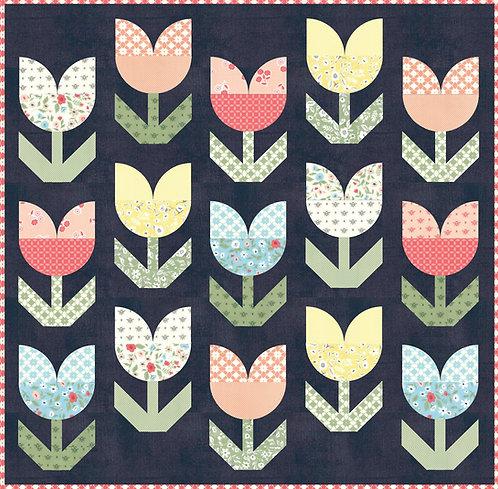 Lella Boutique HOLLAND Fat Quarter Pattern