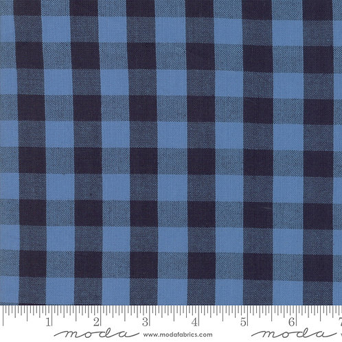 Oxford Wovens 5715 23 Chambray Black Check Moda Sweetwater