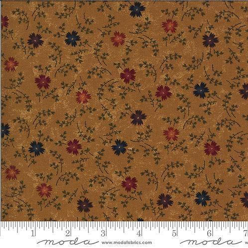 Bittersweet Lane 9642 12 Gold Floral Moda Kansas Troubles