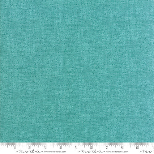 Dear Mum 48626 19 Turquoise Tonal Moda Robin Pickens