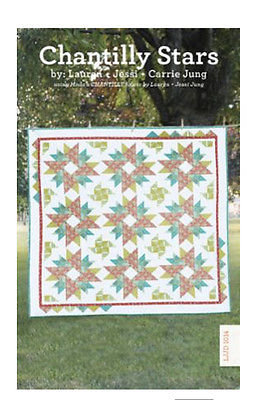 Lauren & Jessi CHANTILLY STARS Pattern