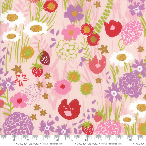 Growing Beautiful 11830 13 Pink Moda Crystal Manning