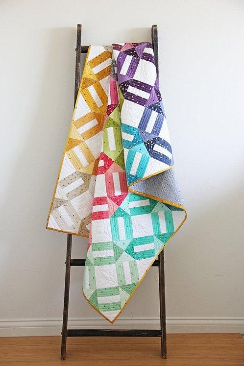 V & Co OMBRE WEAVE Jelly Roll Pattern