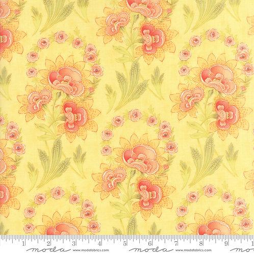 Hazel & Plum 20290 14 Yellow Floral Moda Fig Tree