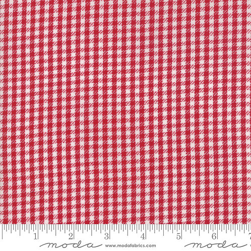 Oxford Wovens 5715 14 Red Check Moda Sweetwater